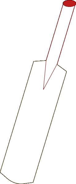 Cool Bat SVG Clip arts