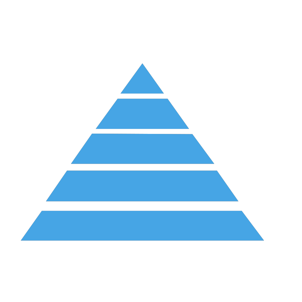 Pyramid SVG Clip arts