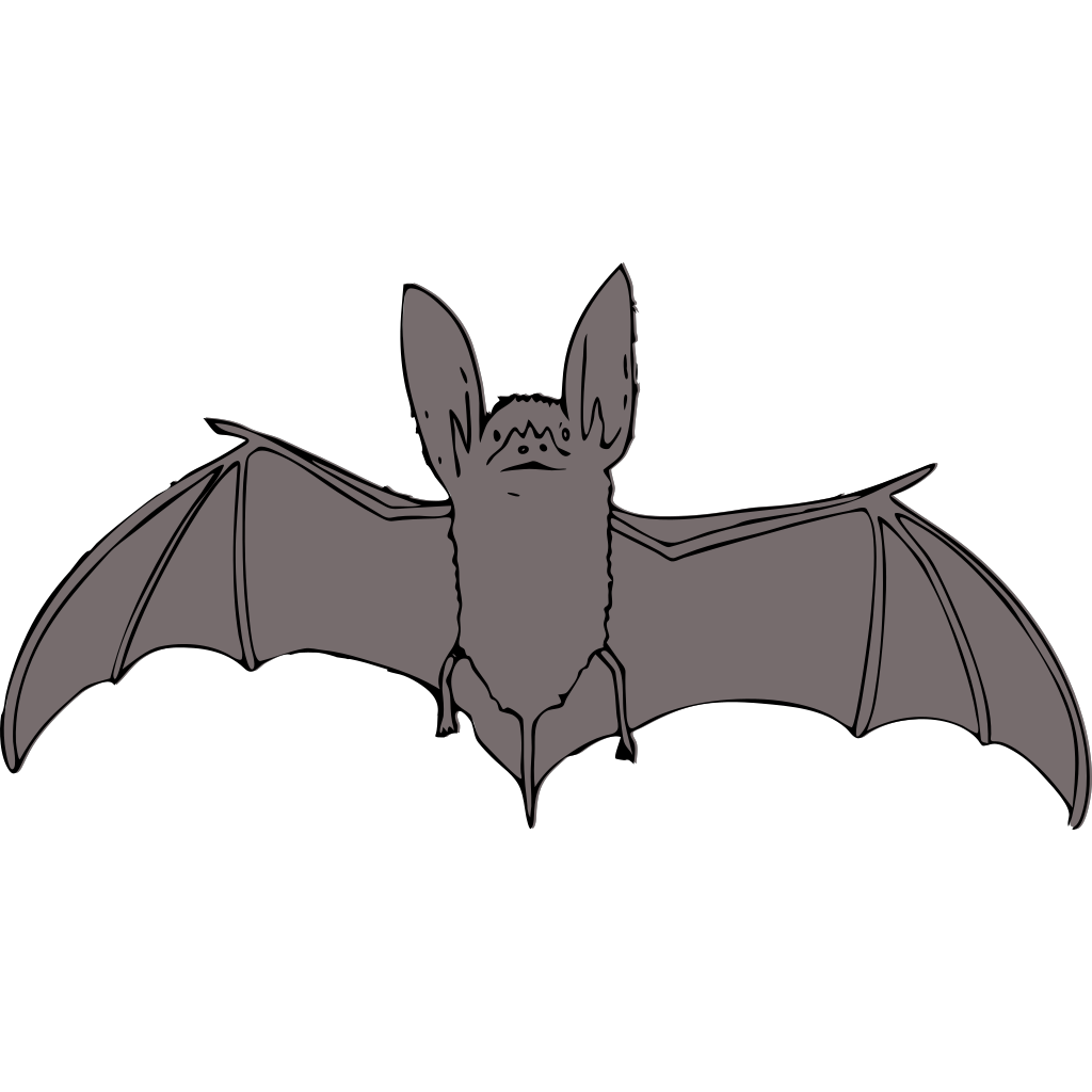 Clip Art Clipart Bat bat clip art animal download vector online svg