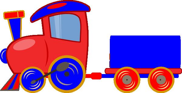 Loco Train Art SVG Clip arts