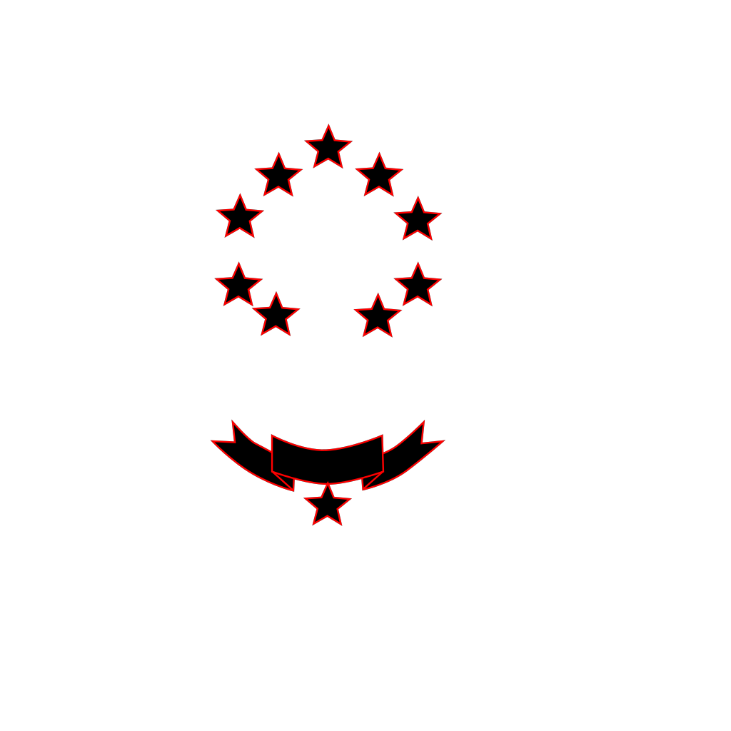 Japanese Map Symbol Crater Or Fumarole SVG Clip arts