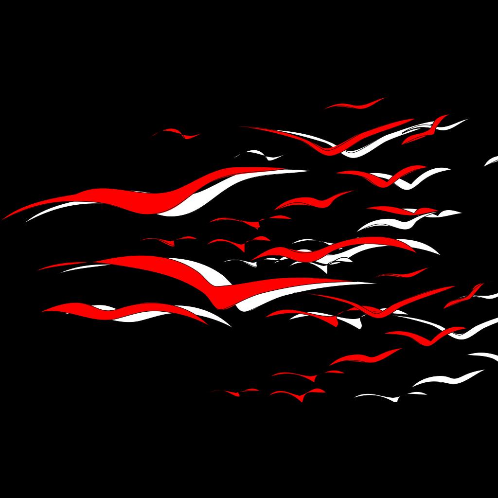 Indonesian Flying Birds PNG, SVG Clip art for Web - Download Clip
