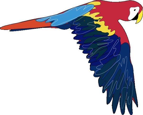 Parrot SVG Clip arts