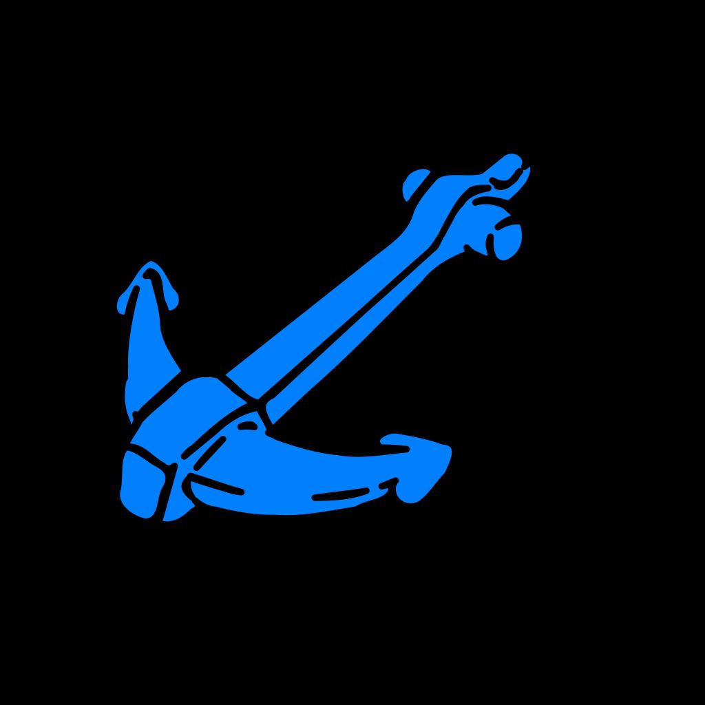 Braille Blue SVG Clip arts