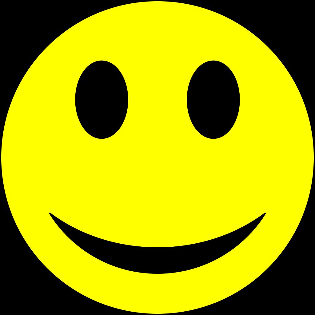 Smiling Smiley SVG Clip arts