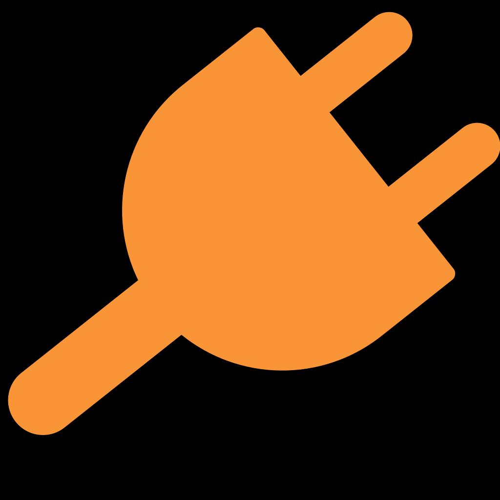 Electrical Plug SVG Clip arts