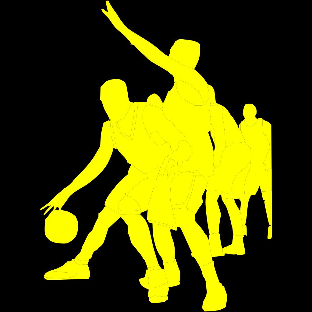 Basketball SVG Clip arts
