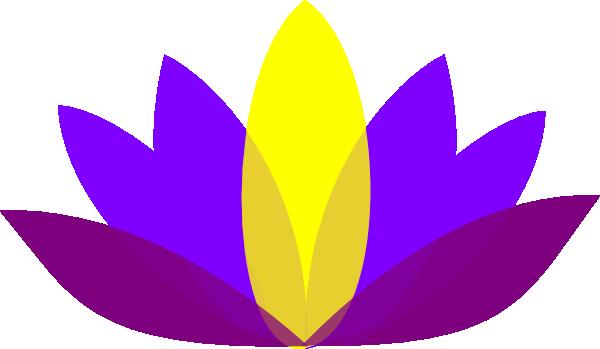 Grey Lotus SVG Clip arts