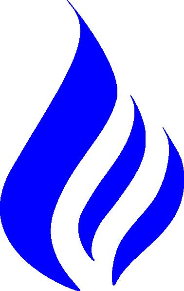 blue flame simple svg clip arts download download clip