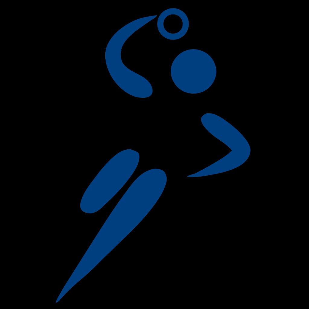Handball SVG Clip arts