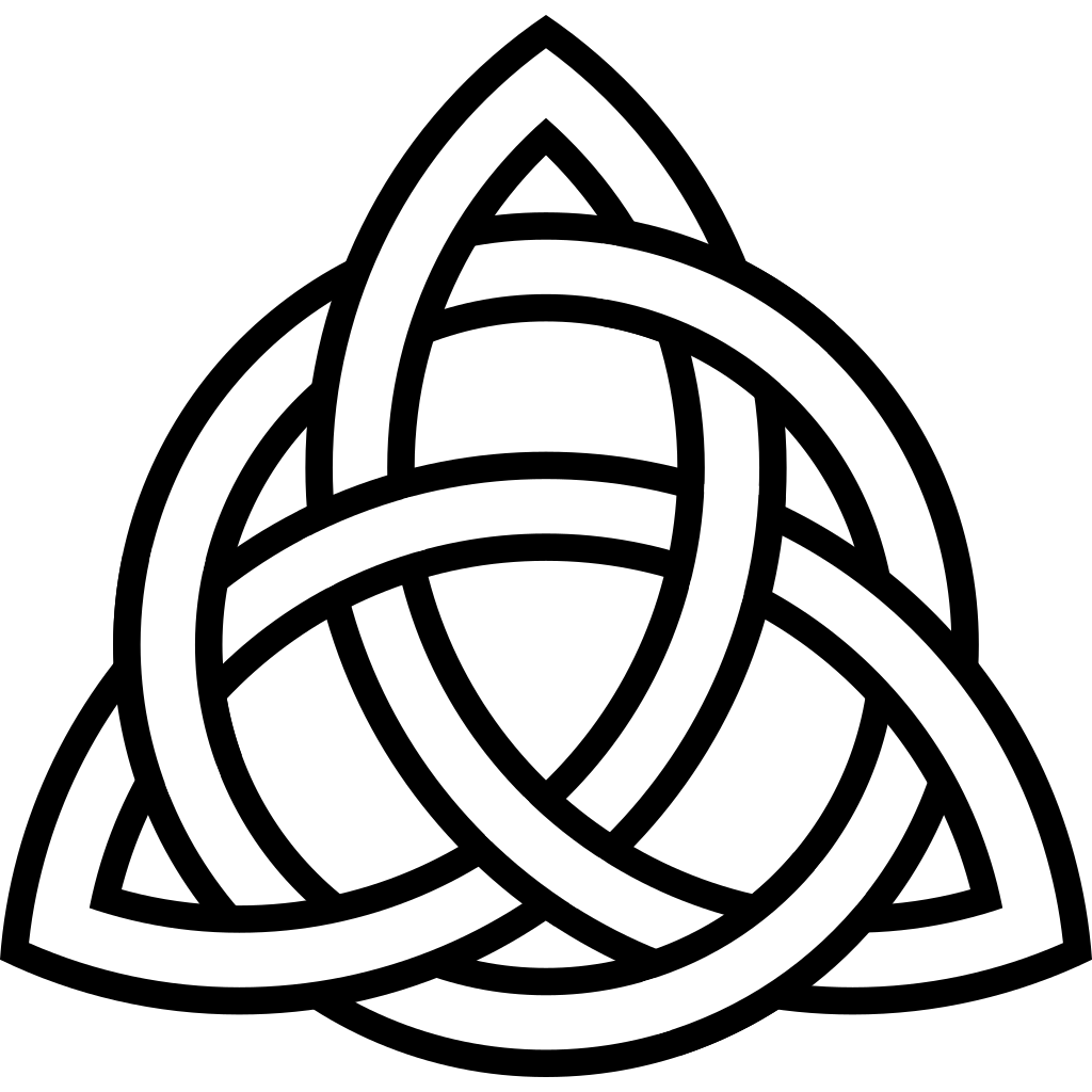 Triquetra SVG Clip arts
