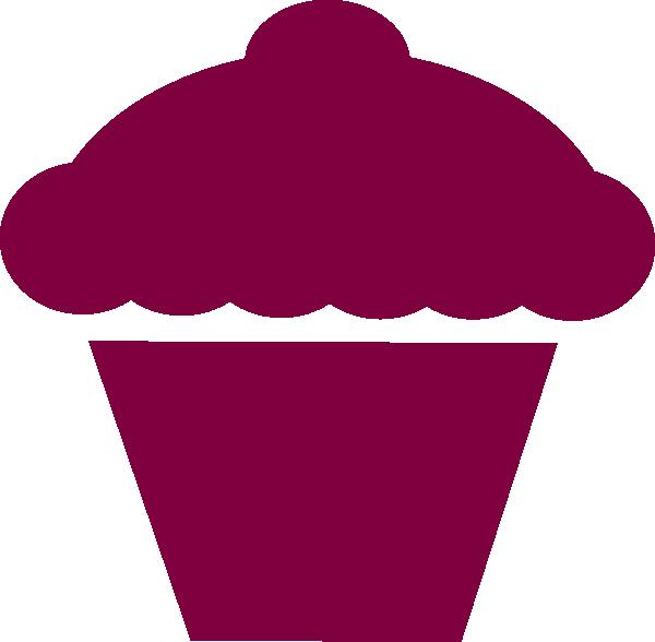 Cupcake SVG Clip arts
