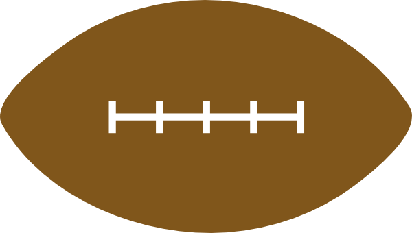 American Football SVG Clip arts