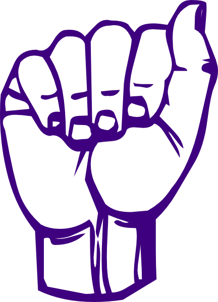 Hand 2 SVG Clip arts
