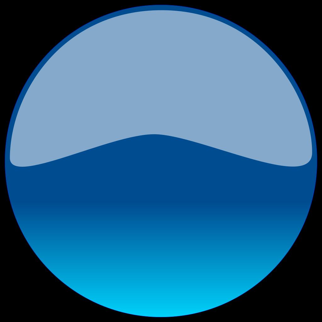 Blue Disk SVG Clip arts