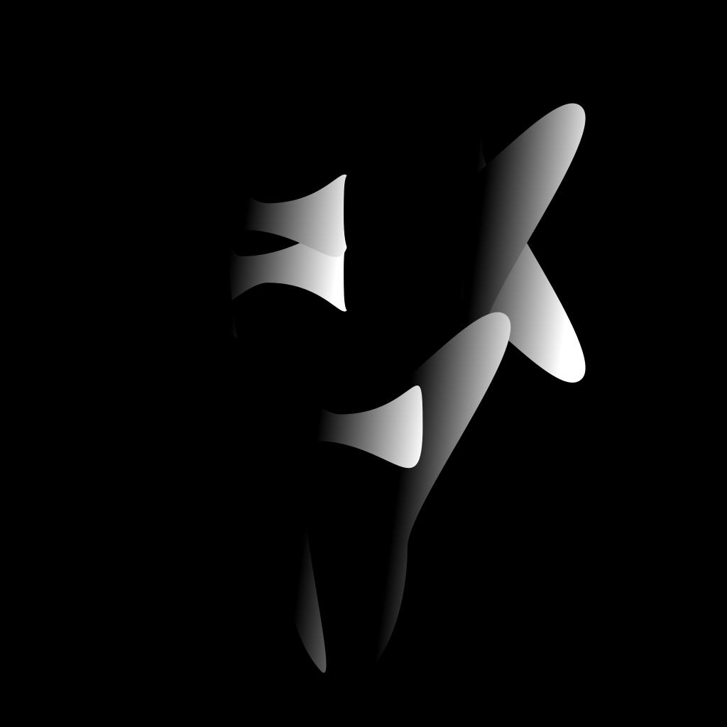 Devilish Mask SVG Clip arts