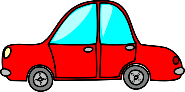 Toy Car SVG Clip arts