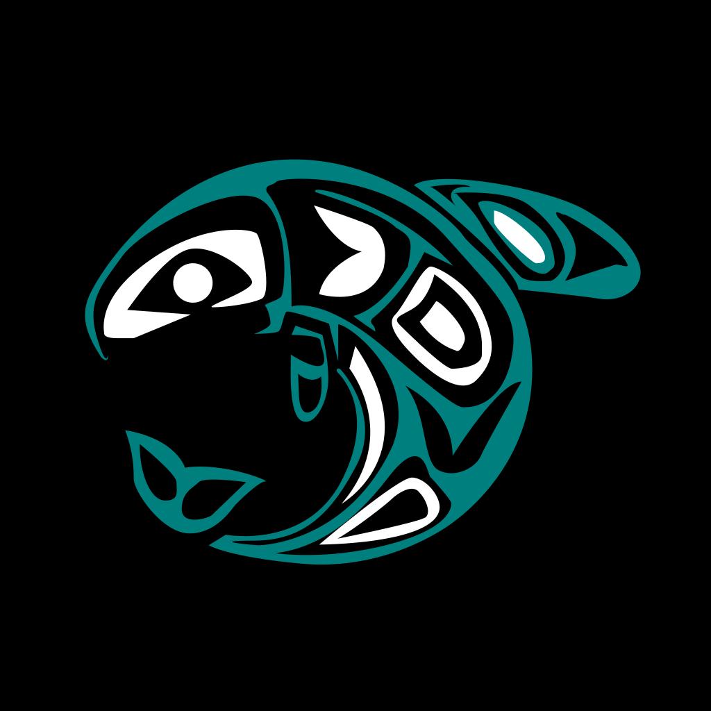 Clip Art Salmon Clip Art salmon clip art animal download vector online native salmon