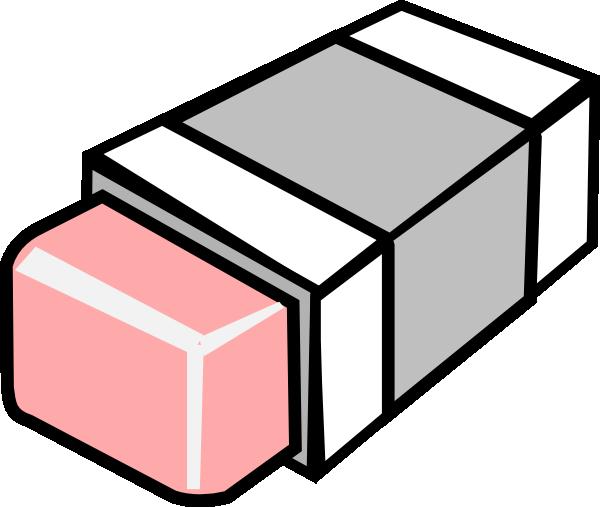 Eraser SVG Clip arts