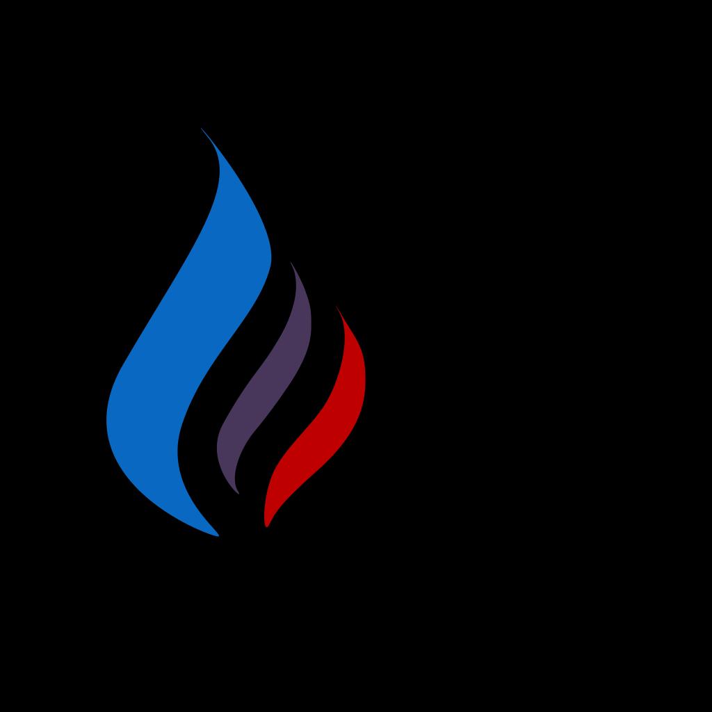 Blue Flame Simpleblueblack PNG, SVG Clip art for Web ...