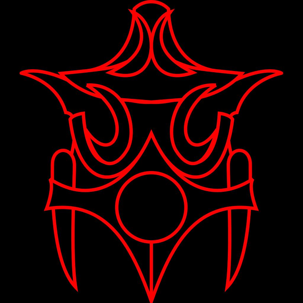 Nchart Symbol Int Isolateddanger Lightedmark Spar SVG Clip arts