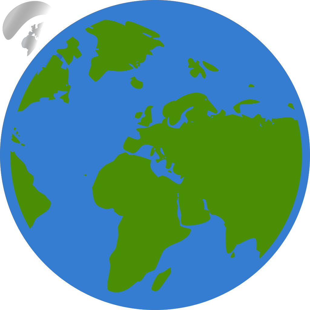 Blue Earth svg
