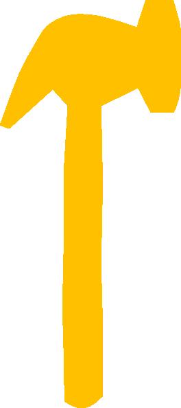 Hammer SVG Clip arts