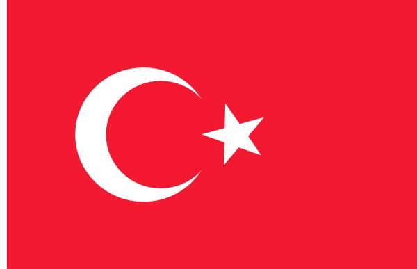 Turkey On Platter SVG Clip arts