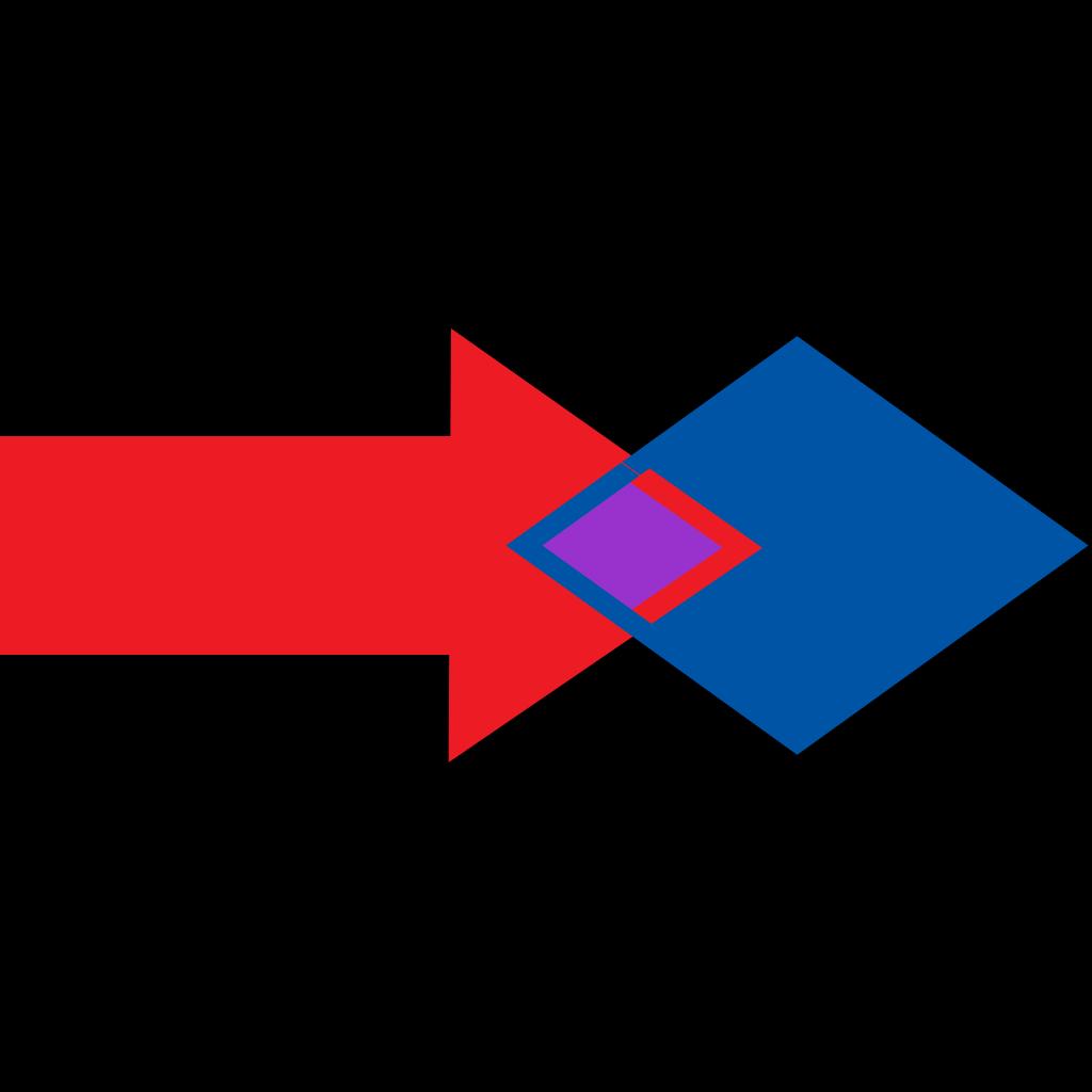Merge Arrow SVG Clip arts