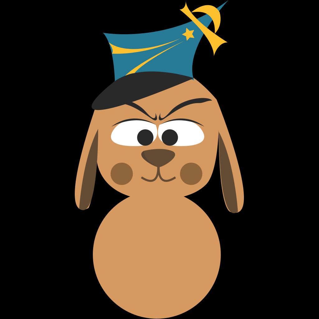 Police Dog SVG Clip arts