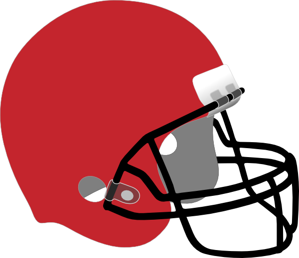 Football Helmet Clip Art svg