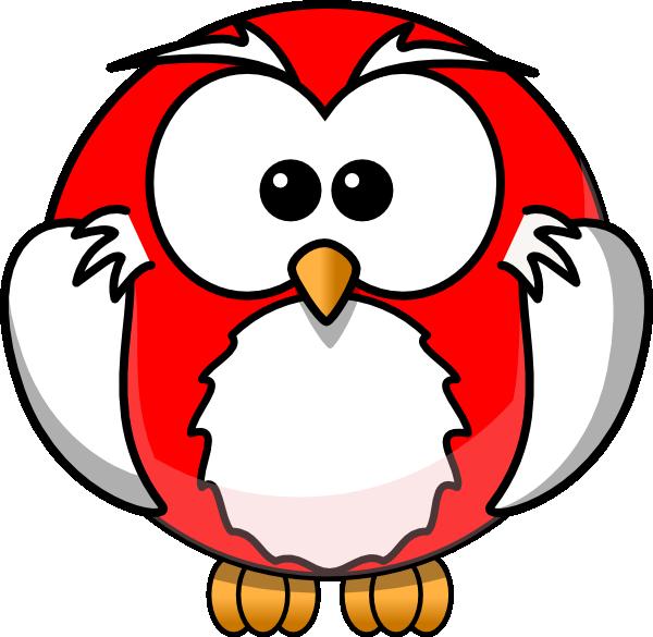 Owl On Branch SVG Clip arts