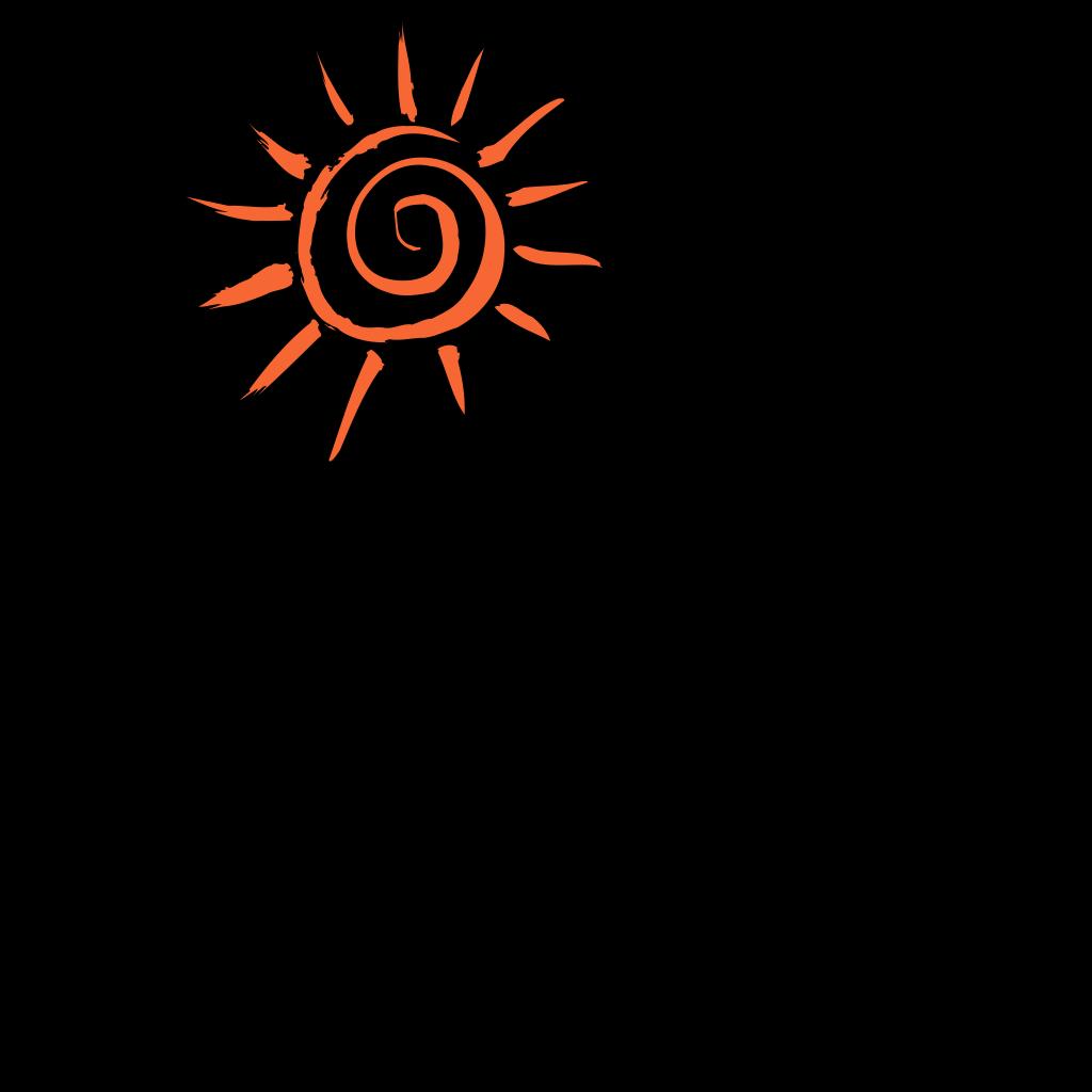 Orange Sunset Sketch Version Png Svg Clip Art For Web Download Clip Art Png Icon Arts