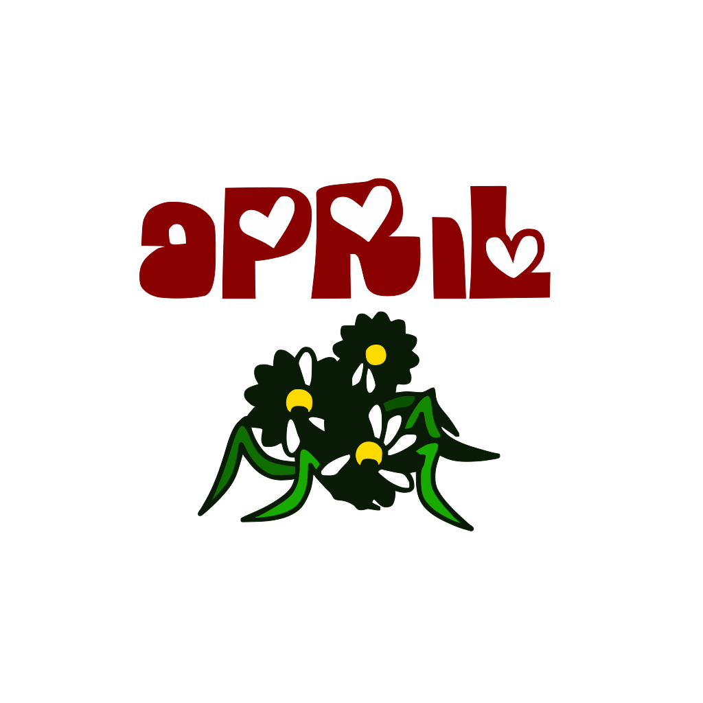 April Fool SVG Clip arts