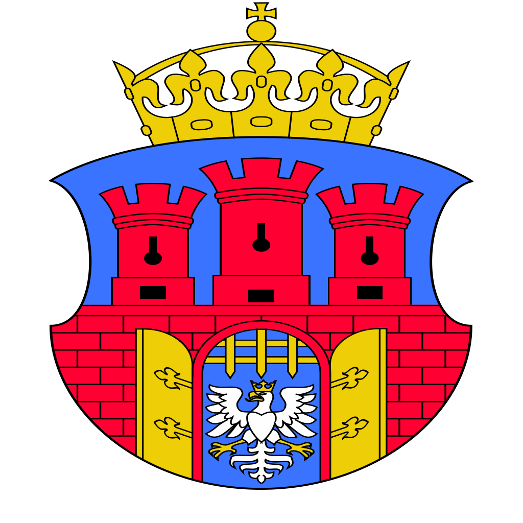 Wroclaw Coat Of Arms SVG Clip arts