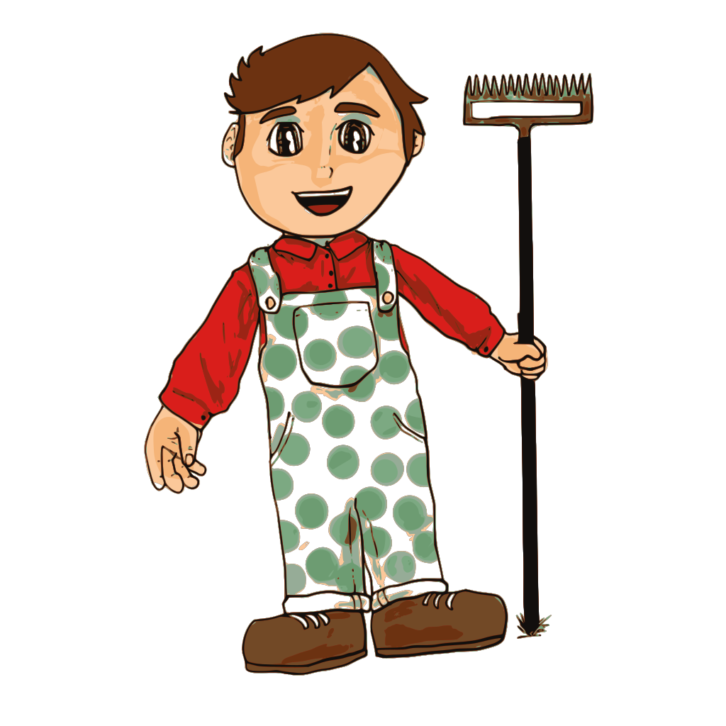 Farmer Boy svg