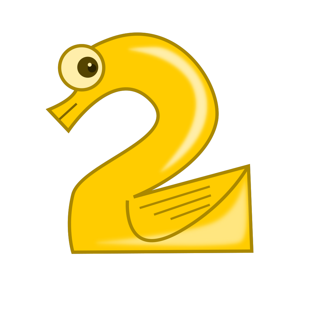 Animal Number Two svg