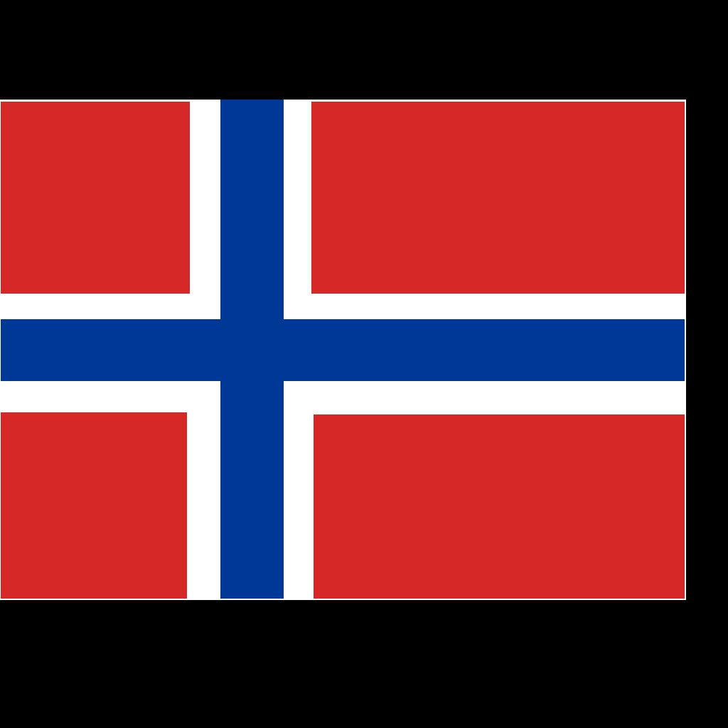 Norway (hearts) SVG Clip arts