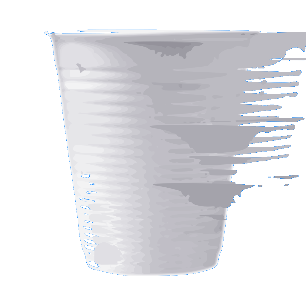 Plastic Cup svg