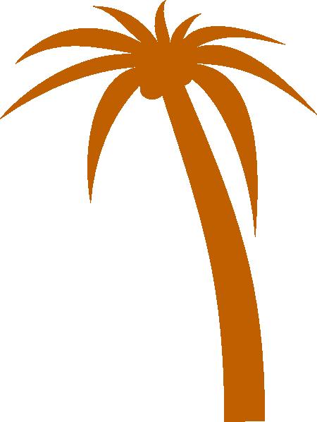 Palm Tree Clip Art SVG Clip arts