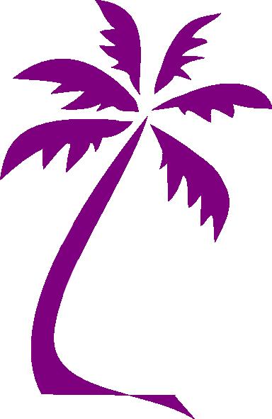 Beach Palm Tree Clip Art SVG Clip arts