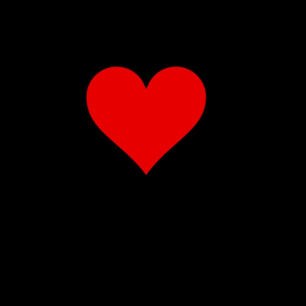 Heart 3 Clip Art svg