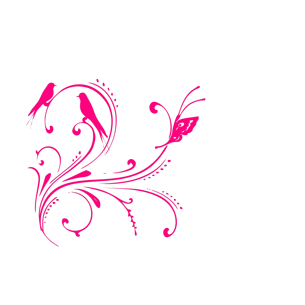 Hot Pink SVG Clip arts