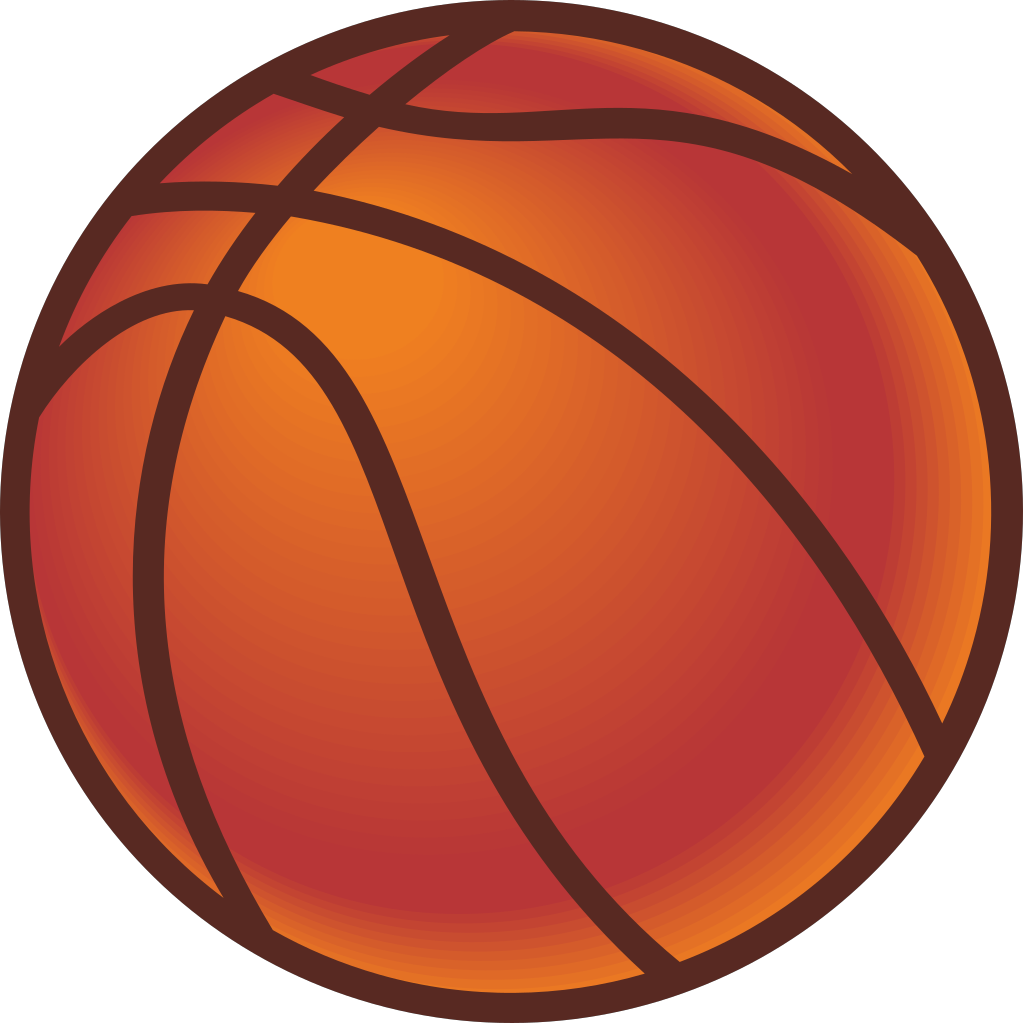 Maxim Basketball SVG Clip arts