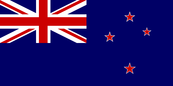 New Zealand SVG Clip arts