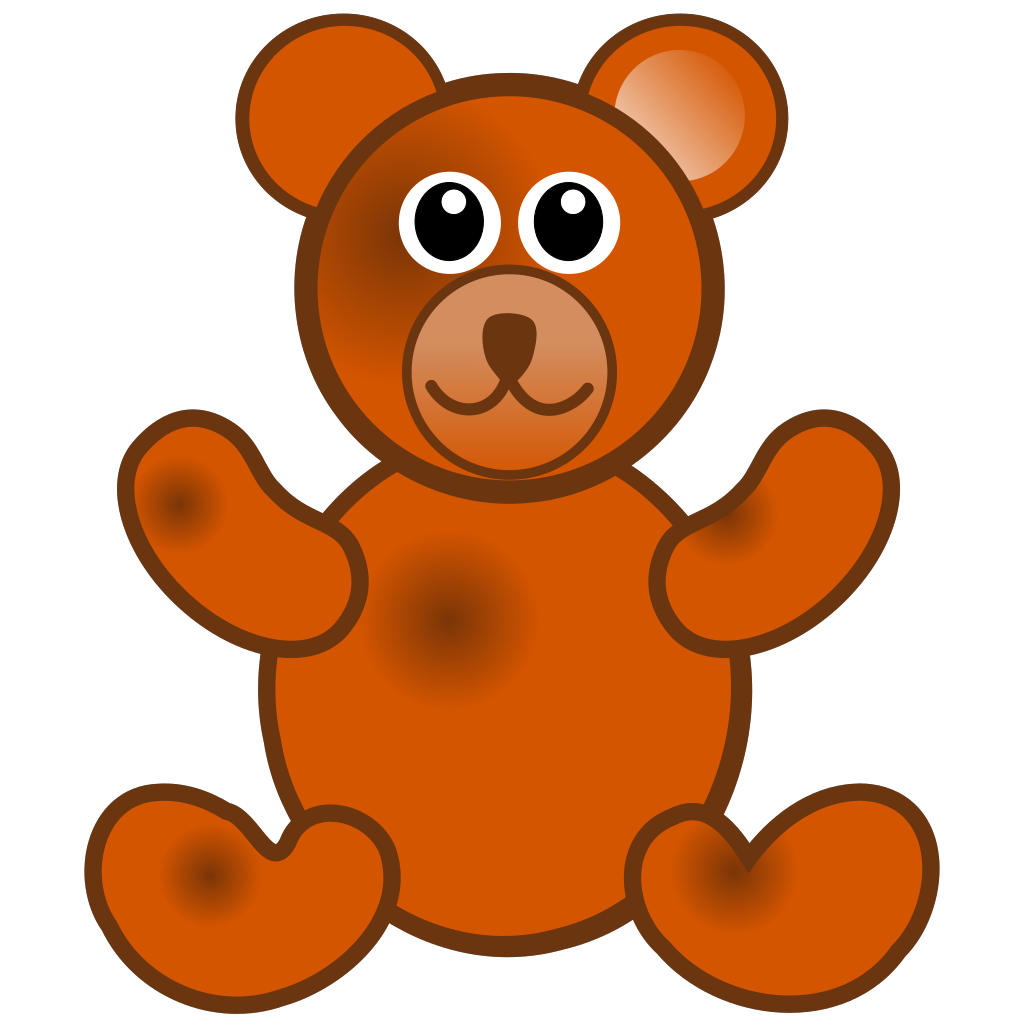 teddy bears clip art free download - photo #10