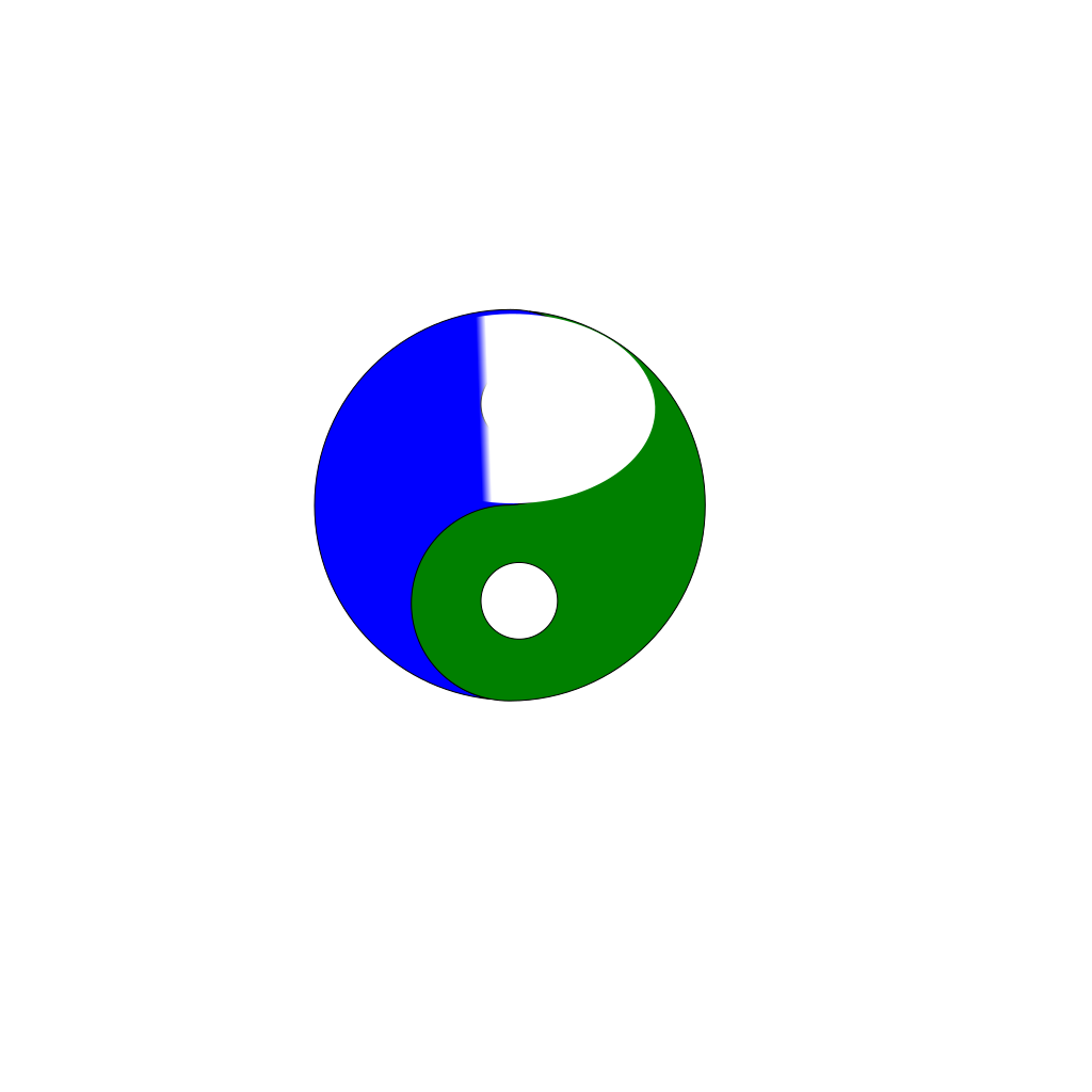 Yin Yang 17 SVG Clip arts