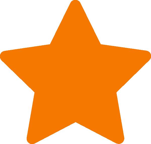Red Star SVG Clip arts