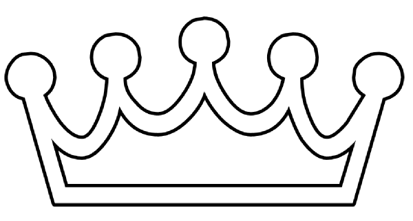 Crown SVG Clip arts