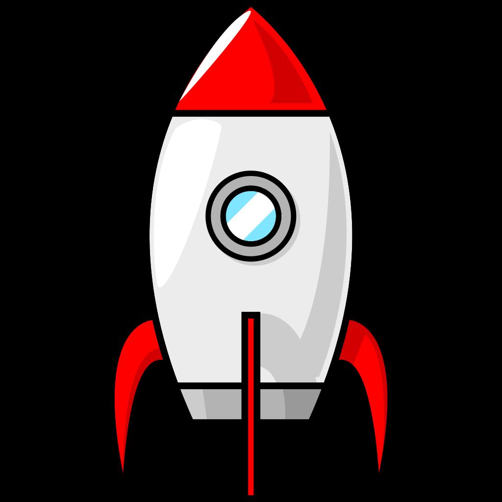 Rocket 6 svg